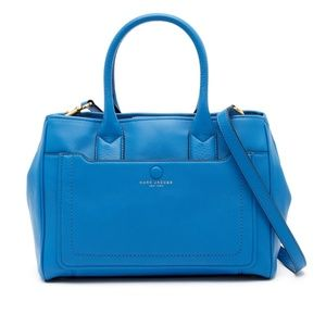 NWT MARC JACOBS Empire City Leather Tote
